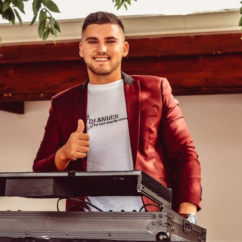 Testimonial DJ